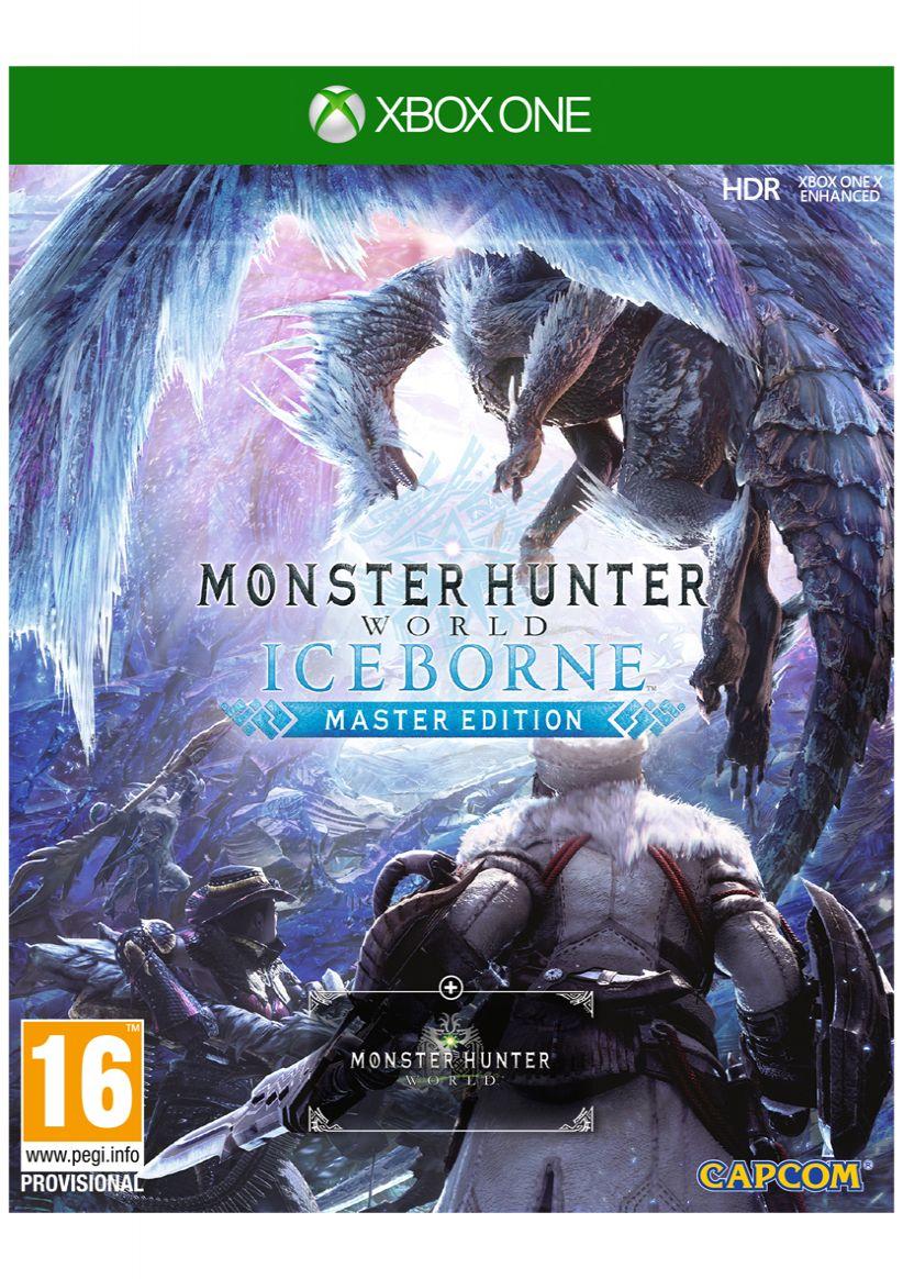 Monster Hunter World: Iceborne Master Edition + Steelbook (Xbox One) für 36,94€ (Simplgygames)