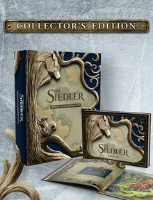 Ubisoft store Siedler collectors Edition Vorbestellung