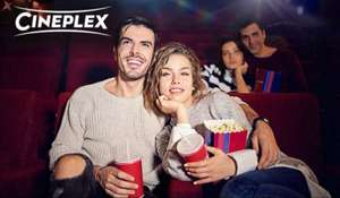 Cineplex 5x oder 10x Kinoticket inkl Loge und Filmzuschlag + 15 Fach Payback-Punkte