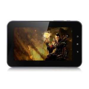 Drache Feuer - 7 Zoll Android 4.0 Tablet PC (1,5 GHz, 4GB) für 69,59€