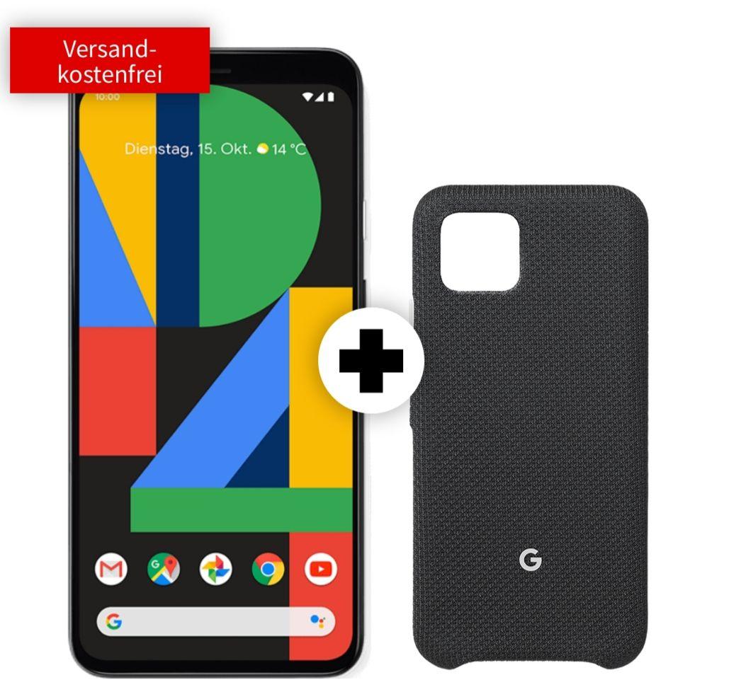 Google Pixel 4 im Debitel Vodafone (16GB LTE) mtl. 36,99€ und 49€ einmalig   Pixel 4 XL 149€ einmalig