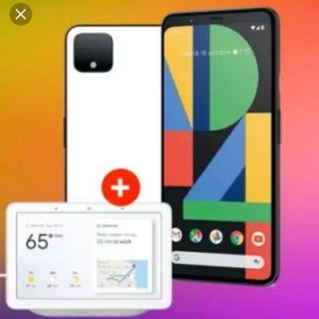 10% Google Store Guthaben via Google One Abo (9,99€ mtl., mtl. kündbar) | bspw. Pixel 4 inkl. Nest Hub für 749€ mit 74,90€ Guthaben