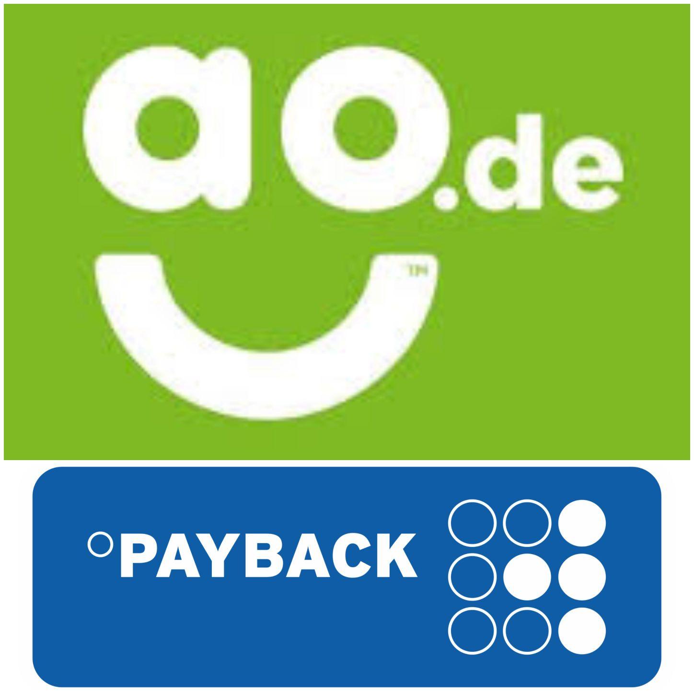 20 Fach Payback Punkte bei AO.de am 18.10.2019 (ca. 10% Cashback)