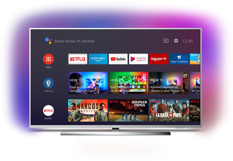 "[lokal: Media Markt Egelsbach] PHILIPS 75PUS7354 - 75"" 4K TV (Direct LED, 60Hz, 8bit+FRC, Dolby Vision, AndroidTV, 3-fach Ambilight)"