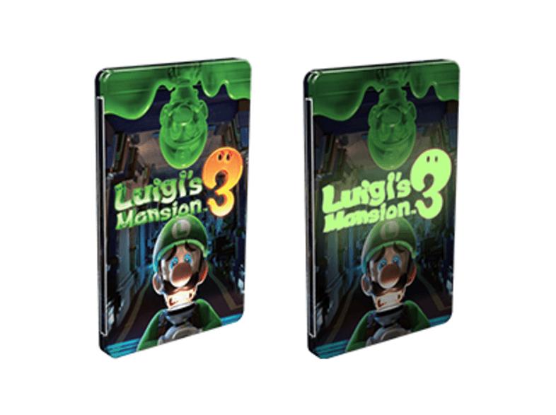 Luigis Mansion 3 für Switch mit Steelbook vorbestellbar (MedaMarkt und Saturn)