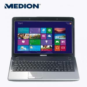 39,6 cm/15,6? Multimedia-Notebook mit Windows 8 bei Aldi Nord