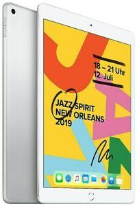 Apple iPad 10.2 Neues Modell 2019 32GB WiFi silber für 332,46€ inkl. Versandkosten