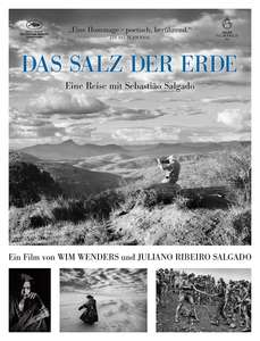 Das Salz der Erde - Dokumentarfilm von Wim Wenders im Stream bei der ARD