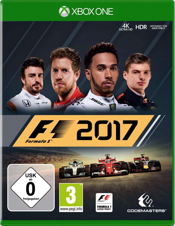 F1 2017 (Xbox One) für 4,99€ & Fire Pro Wrestling World (PS4) für 4,99€ (Saturn & Media Markt)