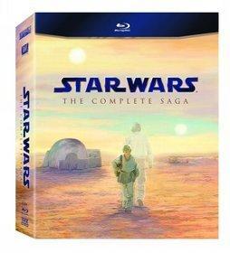 [Blu Ray] Star Wars Die Komplette Saga | 9 Discs