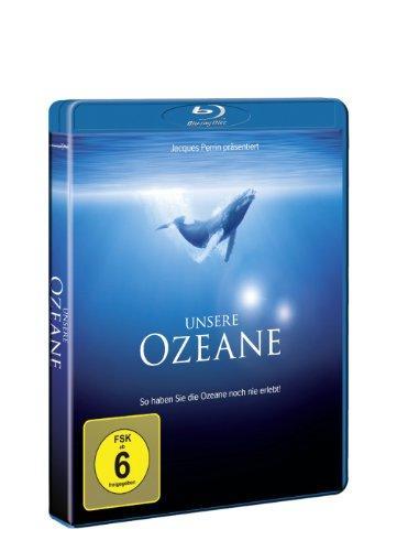 Unsere Ozeane [Blu-ray] für 8,97 Euro @ Amazon.de
