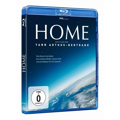 HOME [Blu-ray] für 7,97 @ Amazon.de