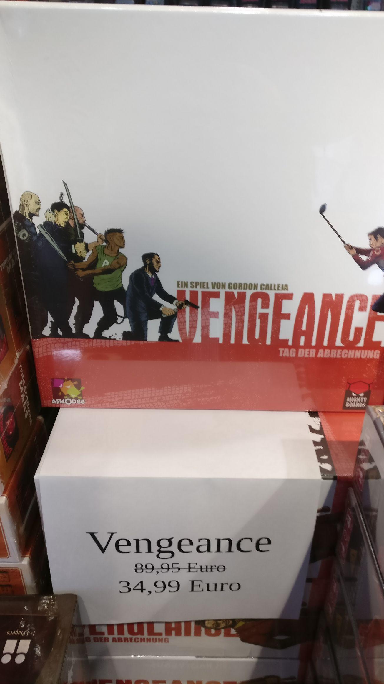 Vengeance Brettspiel