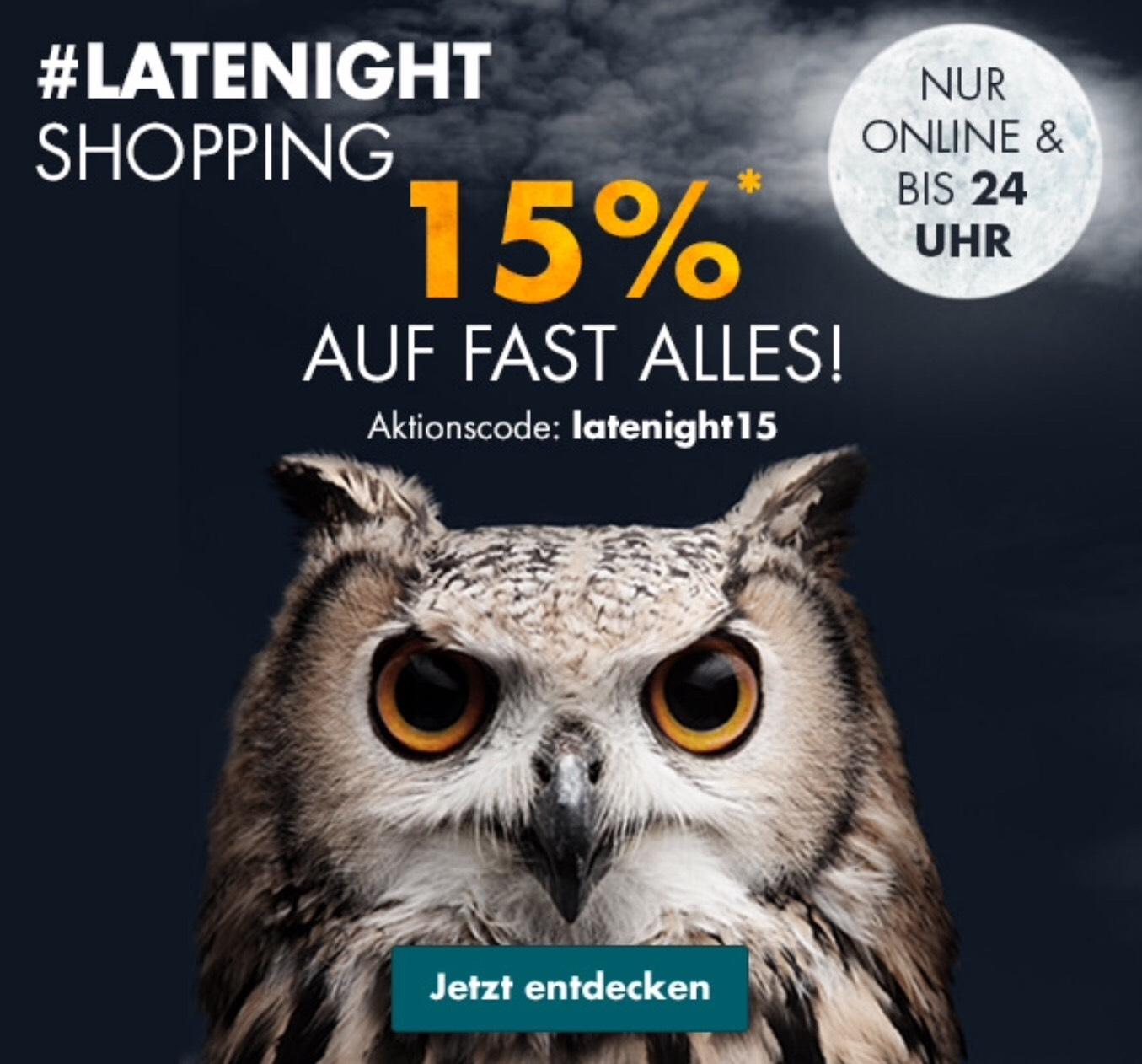 15 % Galeria-Kaufhof [online]