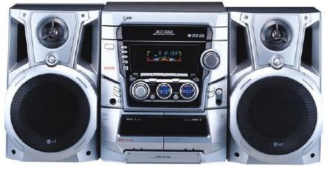Preisfehler - LG LM-M 140 Kompaktanlage Silber/schwarz  (Amazon Prime)
