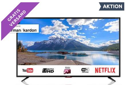 "Über 80 Geburtstagsangebote bei 0815 z.B. Sharp Aquos 55""-UHD-Smart-TV ""LC-55UI7552E"" für 349€ [0815eu]"