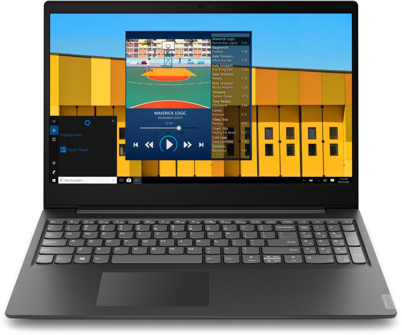 Lenovo IdeaPad S145 schwarz Notebook 15,6' FHD (matt) / Ryzen 5-3500U / 8GB / 512 GB SSD / Win10 Home [Expert]