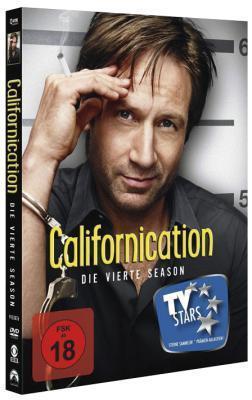 Californication Staffel 1 bis 4 für je 9,99 Euro