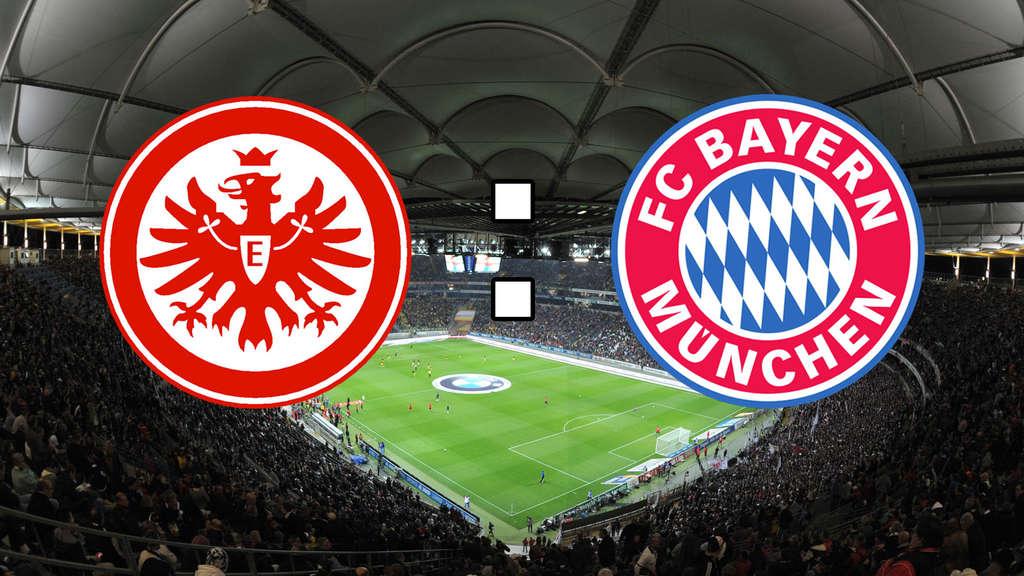 Live im Free TV [ZDF]: Eintracht Frankfurt - Bayern München (02.11.19 - 15:30 Uhr)