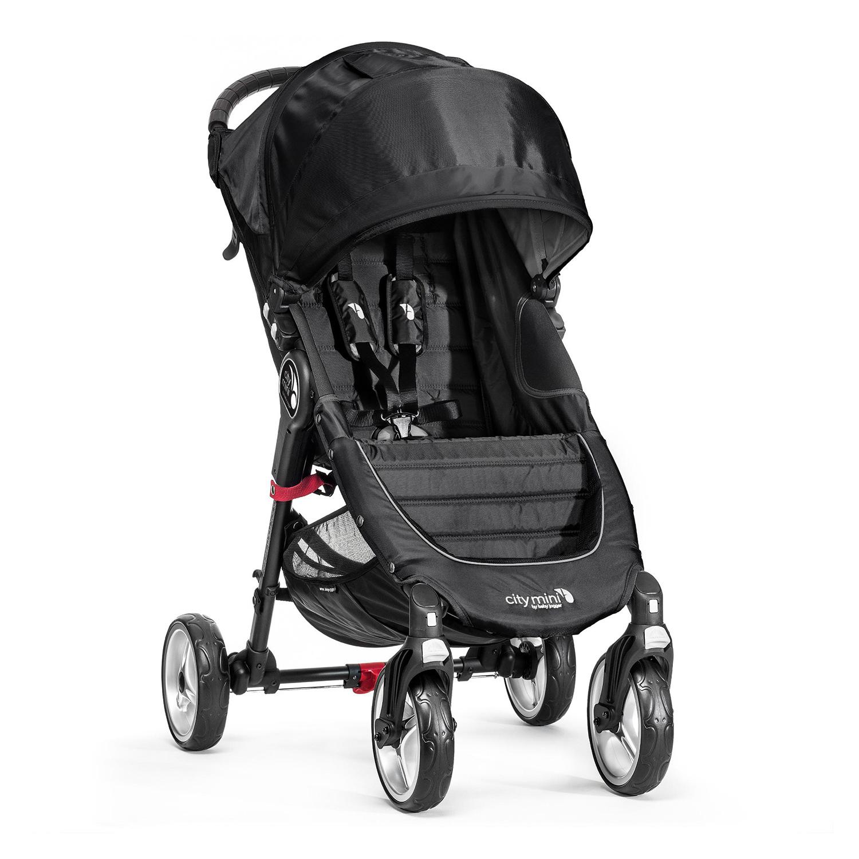Baby Jogger City Mini 4-Rad in zwei Farben