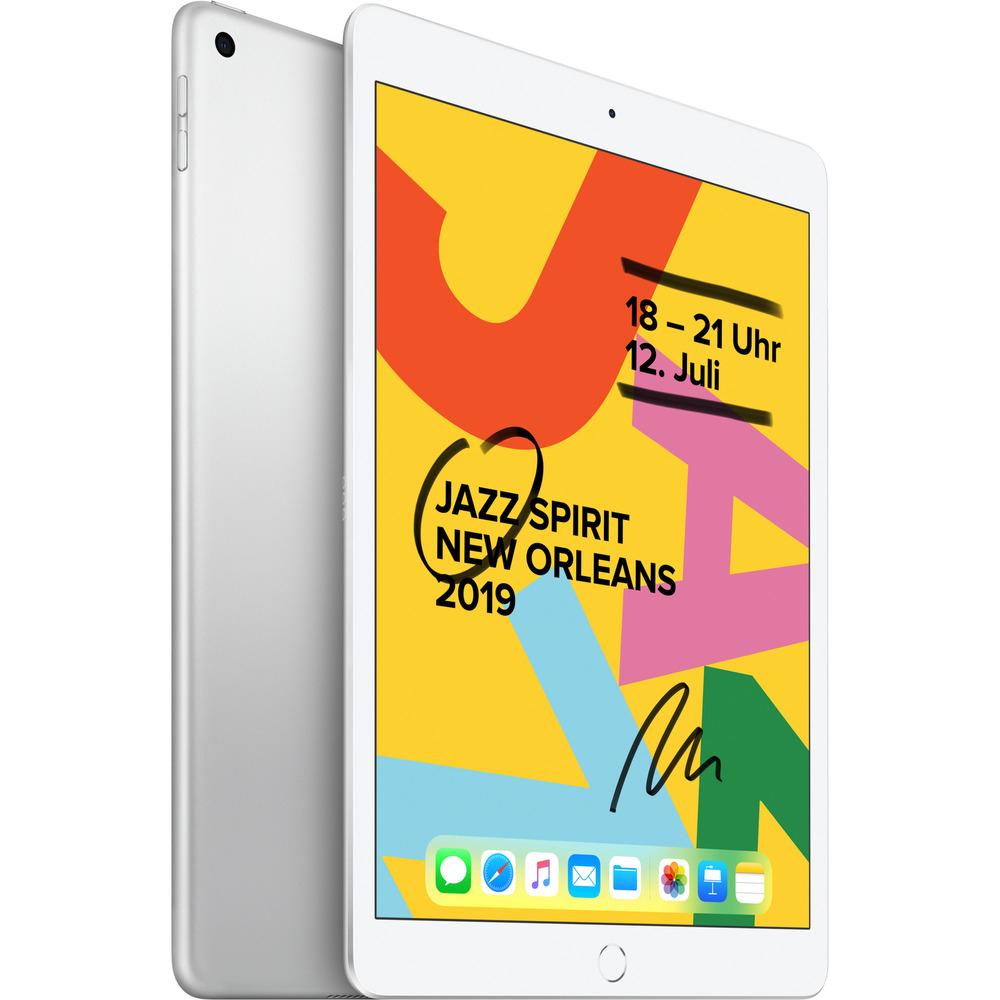 Apple iPad 10.2 Neues Modell 2019 32GB WiFi silber für 329,90€ + 17,45€ in Superpunkten inkl. Versandkosten - mit Mastercard