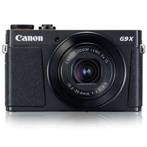 [Mediamarkt] Canon PowerShot G9 X Mark II Kompaktkamera (20,1 MP, 3 Zoll Display, WLAN, NFC) für 277,-€