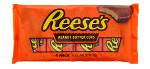 (ACTION) Reese's Peanut Butter Cups Multipack (4x42,5g/170g)