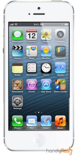 Netter AllNet Tarif mit iPhone 5 (junge Leute Spezial)