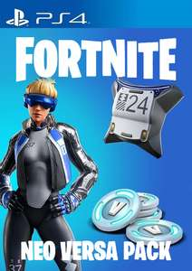 Fortnite Neo Versa Pack + 2000 V-Bucks (PS4) für 15,09€ (CDkeys)