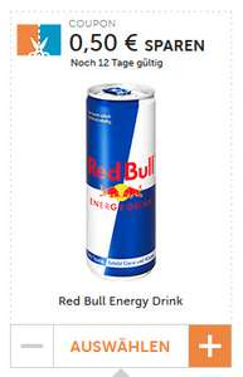 Kaufland - Red Bull Dose