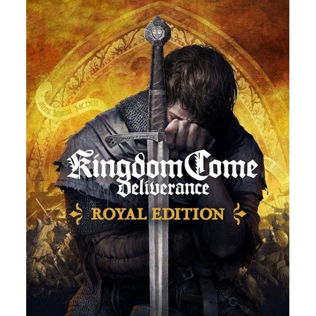 [Steam] Kingdom Come Deliverance Royal Edition @play-asia.com