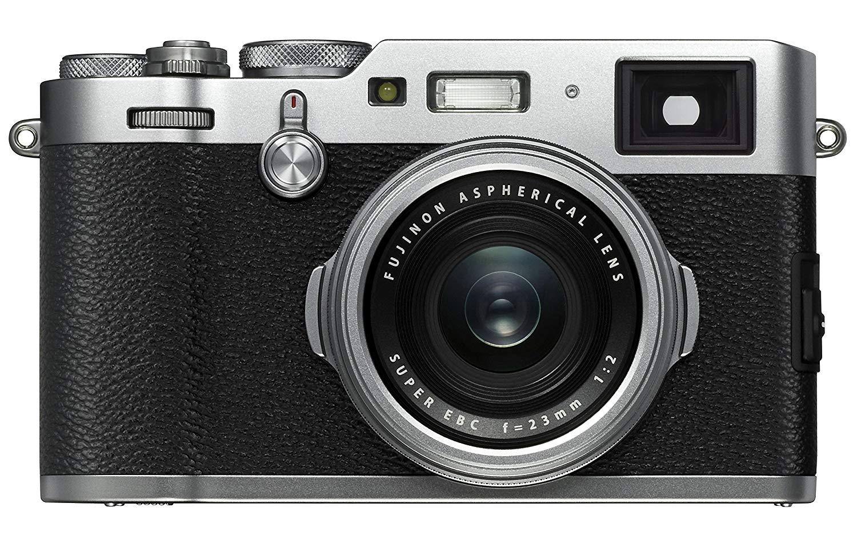 [Amazon.es] Fujifilm X100f Kompaktkamera silber/schwarz für 847,- € (1047,53 € - 200,- € Cashback)