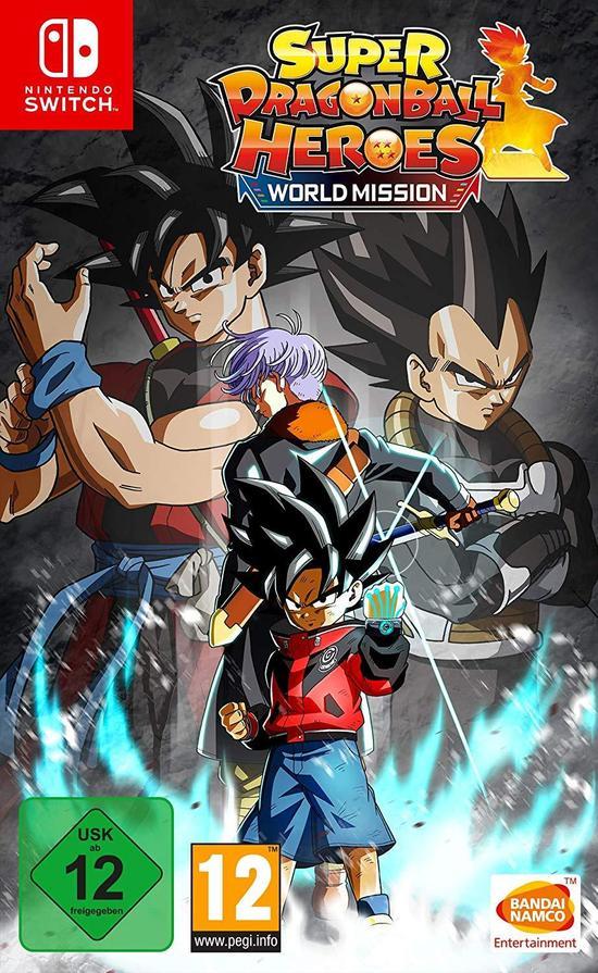 Super Dragon Ball Heroes: World Mission (Switch) für 29,99€ (GameStop)