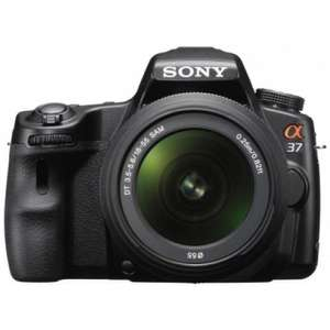 Sony Alpha 37 Kit 18-55mm (SLT-A37K) für 391,70 €