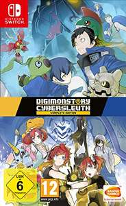 Digimon Story Cyber Sleuth: Complete Edition (Switch) für 47,99€ (Amazon)