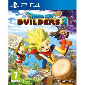 Dragon Quest Builders 2 (PS4) für 30,32€ (Shop4DE)