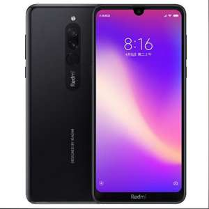 Xiaomi Redmi 8 Global Version 4GB/64GB 5000mAh Snapdragon 439 Schwarz