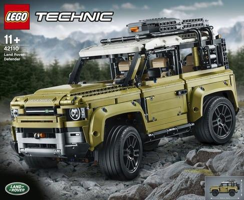 (Schweiz) 30% auf gesamtes Spielwarensortiment - Migros + andere - z.B. Lego Defender 42110 für €117, 42100 Liebherr €265