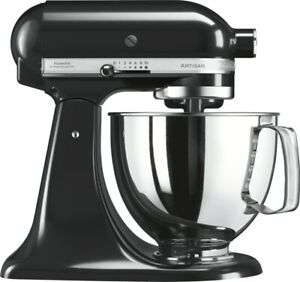Kitchenaid Artisan Küchenmaschine mit Starter Kit Backen 5KSM125EBSOB