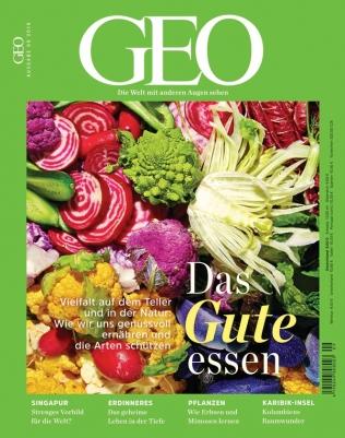 GEO Abo (12 Ausgaben) für 100,80 € mit 70 € BestChoice Universalgutschein