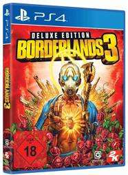 Borderlands 3 Deluxe Edition [PS4] inkl Versand für 53,85€ (Netgames)