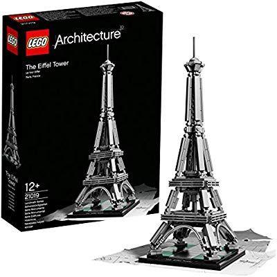 LEGO Architecture 21019 - Der Eiffelturm, Sehenswürdigkeiten-Baureihe [Amazon]