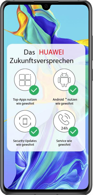 [Saturn Online] Huawei P30 im Debitel Vodafone ( green LTE 2GB Promotion) mtl. 17,99€, Versand kostenlos
