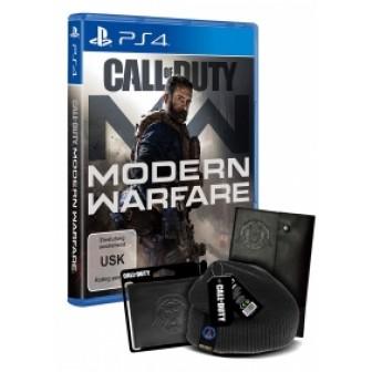 CoD Call of Duty Modern Warfare mit Gratis Merchandise, trotzdem unter UVP, auch für Xbox One