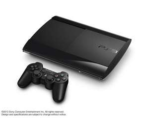 Playstation 3 Superslim 12GB AMAZON Adventskalender