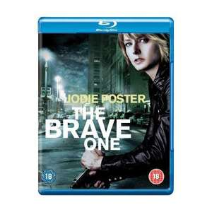 (UK) The Brave One (aka Die Fremde in Dir) (Blu-ray) für umgerechnet €3.68 @ play (zoverstocks)