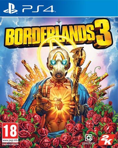 Borderlands 3 + Gold Skin Pack (PS4), inkl. Versand, Bezahlung mit Mastercard