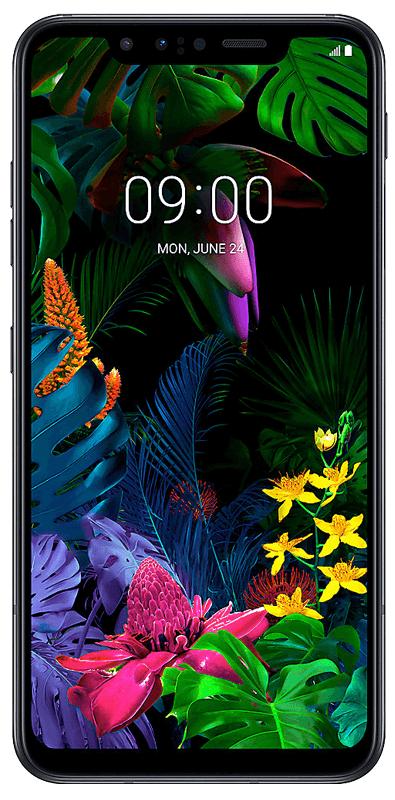 [saturn online] green LTE 6GB Extra (mobilcom debitel im Telekom Netz) + LG G8S ThinQ 128 GB + 10€ shoop Gutschein