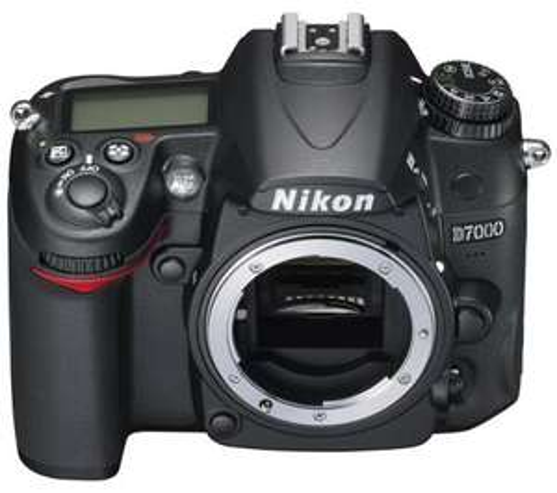 Nikon D7000 Gehäuse für 570€!
