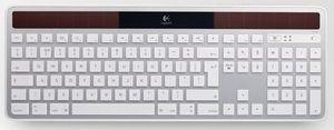 [Tastatur, Laoyut für Mac] Logitech K750 in silber bei Expert TechnoMarkt.de für 49,95